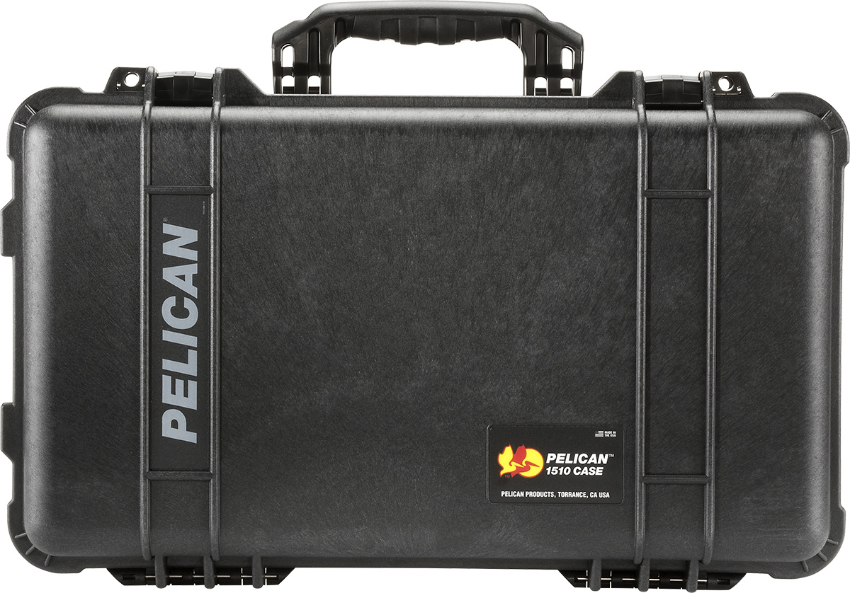 pelican peli products 1510 rolling travel carry on case