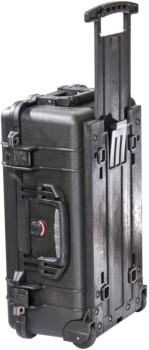 pelican peli products 1510 hard wheeled travel carry on case