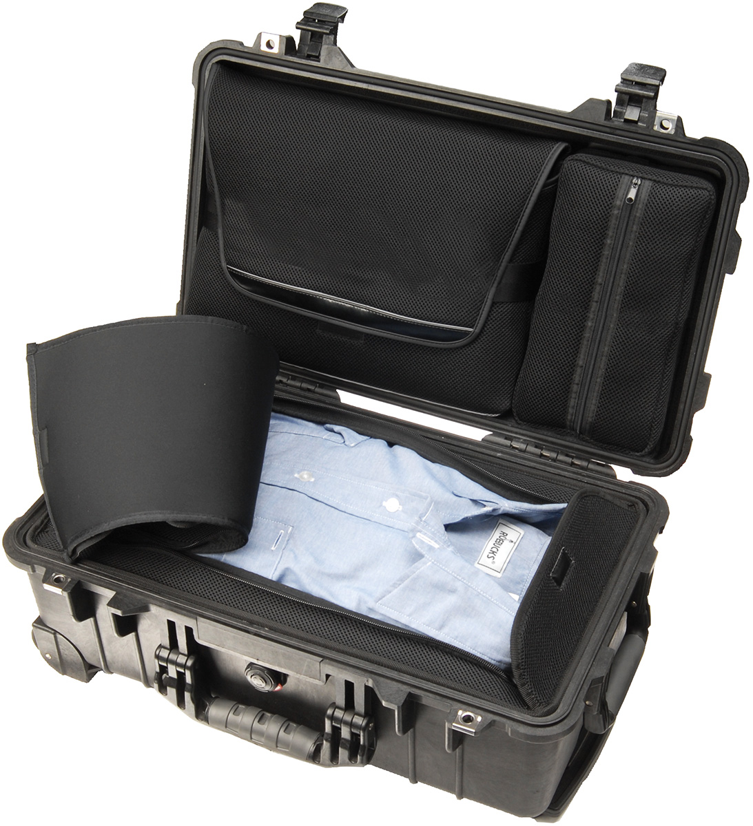 pelican peli products 1510LOC 1500 laptop luggage carryon case