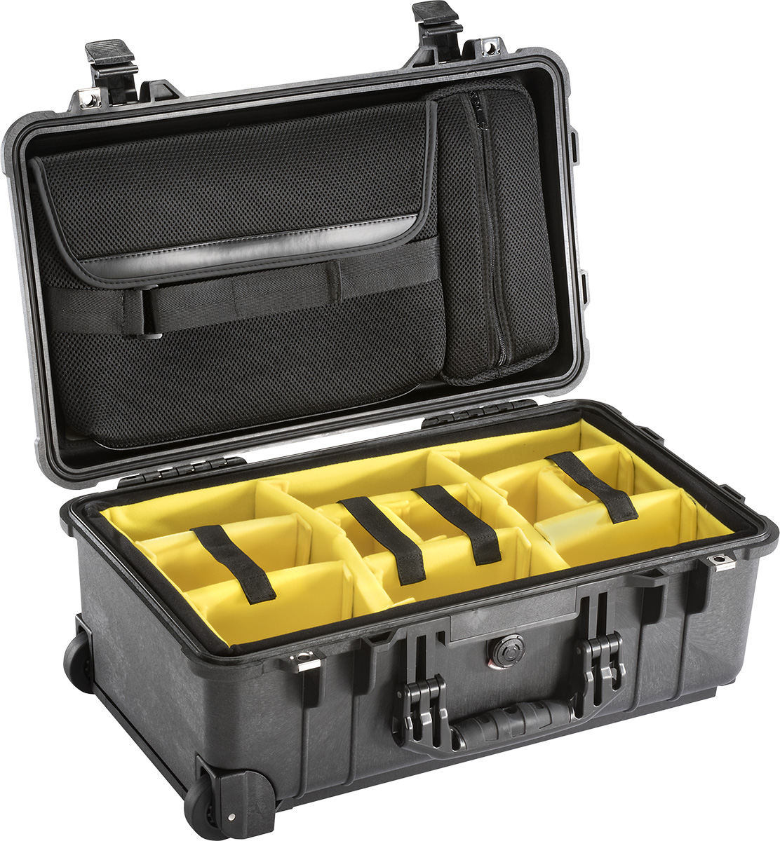 pelican peli products 1510SC camera lens photo travel hard case