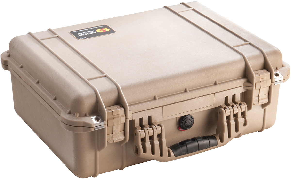 pelican peli products 1520 toughest waterproof hard plastic case