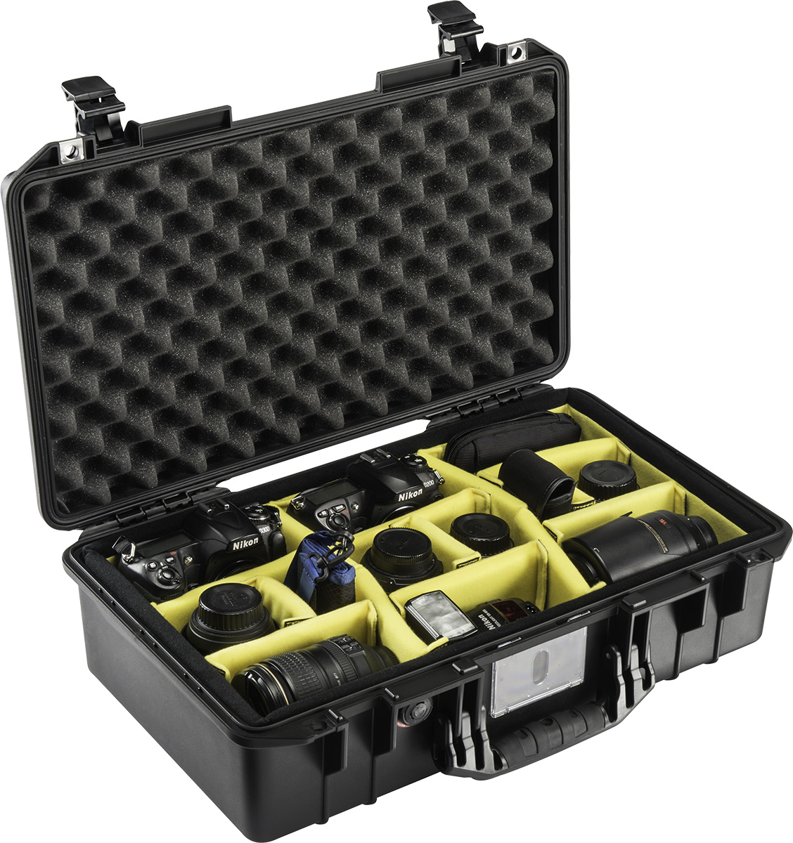 pelican camera case 1525wd padded dividers camera cases