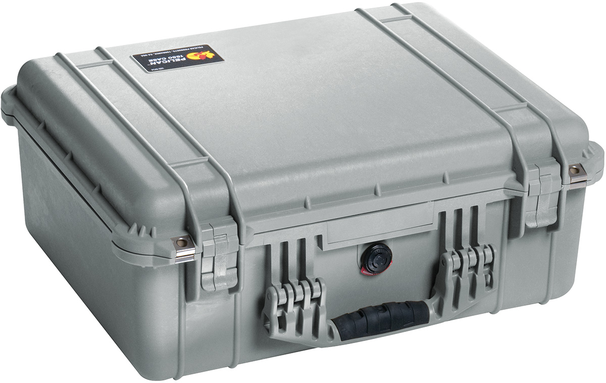pelican peli products 1550 hard waterproof tactical case