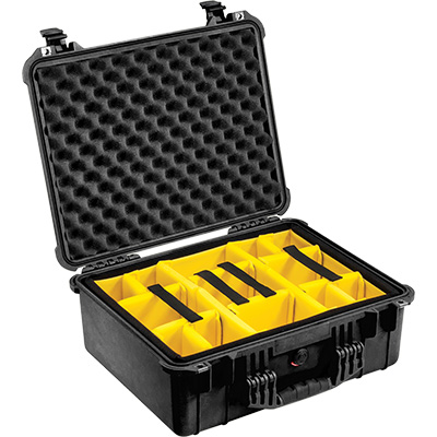 Pelican Products 1554wd camera case