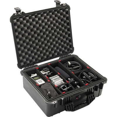 Pelican Products 1550TPtp camera case