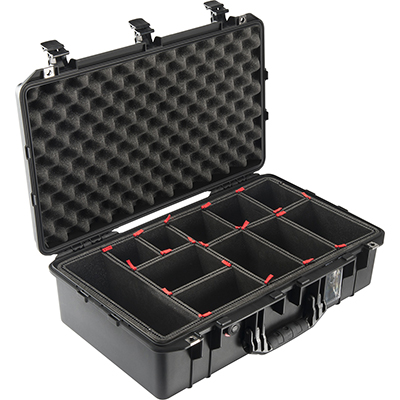 pelican air 1555 trekpak camera case waterproof cases