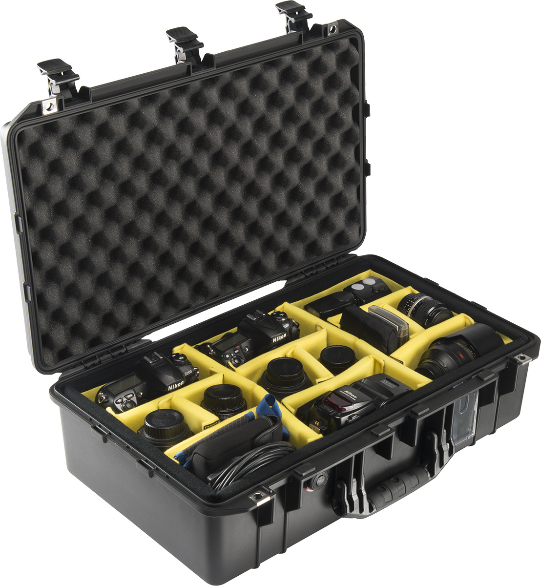 pelican camera case 1535wd padded camera cases