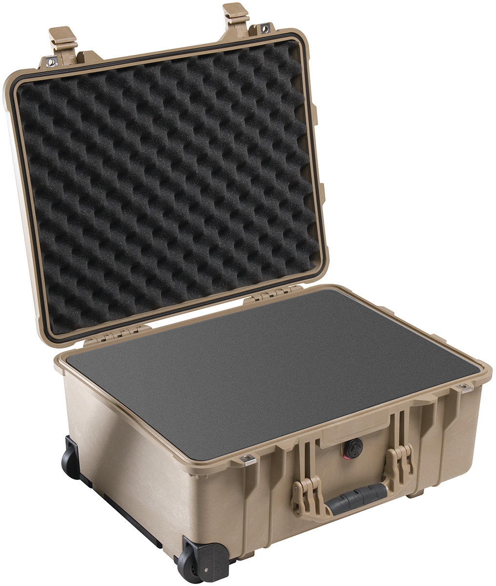 pelican peli products 1560 usa made hardcase rolling case