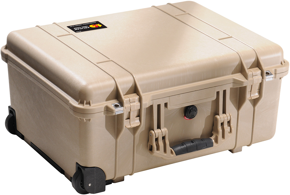 pelican peli products 1560LOC tough travel 1560 laptop hard case