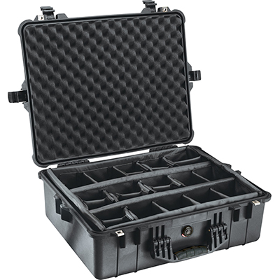 Pelican Products 1604wd camera case