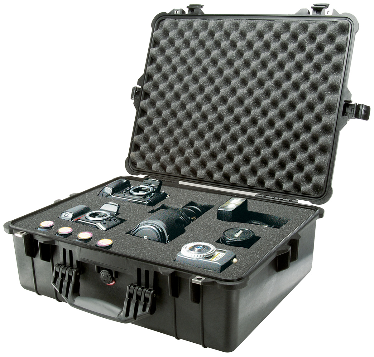 pelican peli products 1600 strong waterproof equipment case