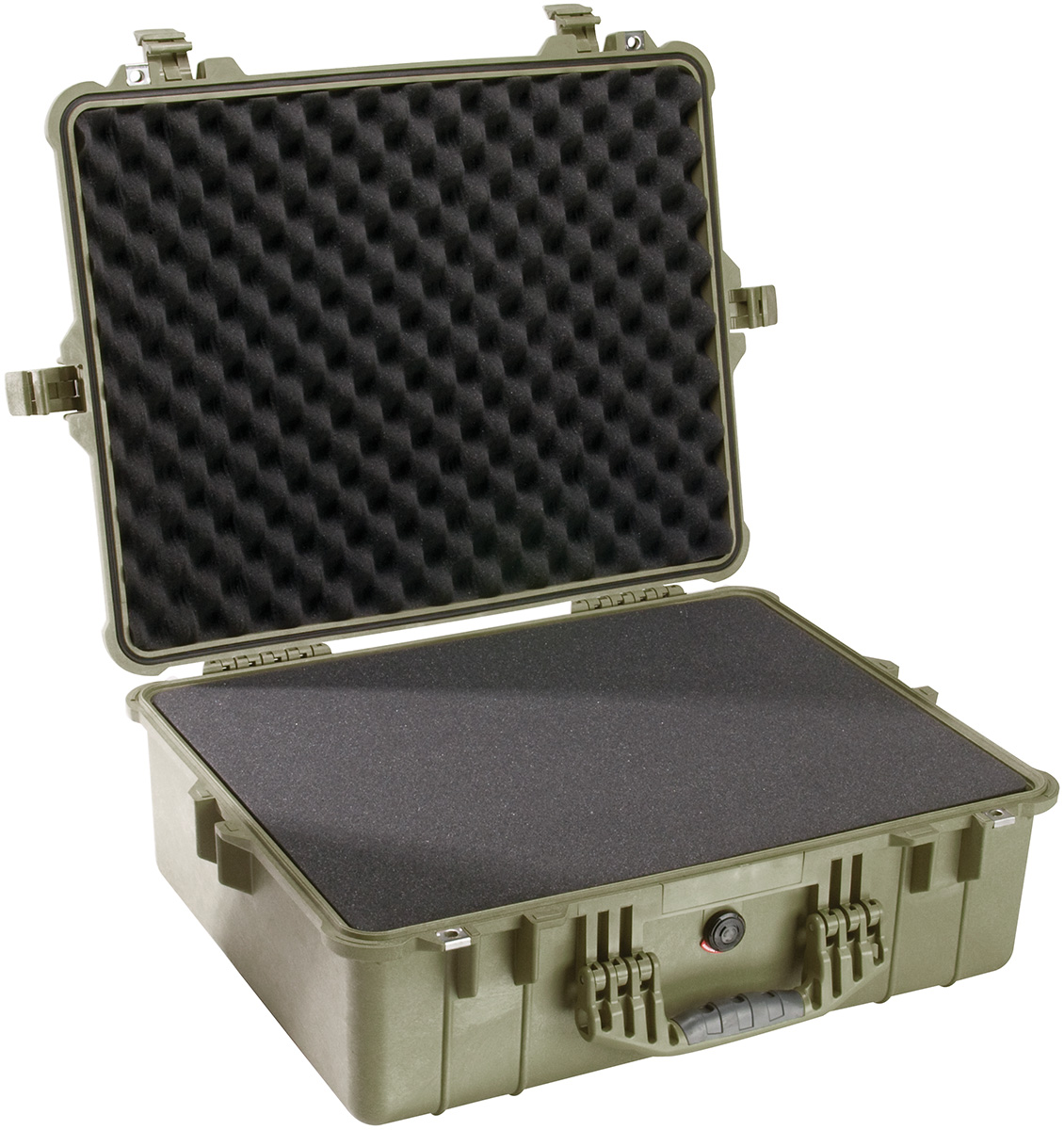 pelican peli products 1600 tough waterproof equipment case