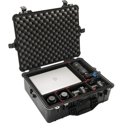 Pelican Products 1600TPtp camera case