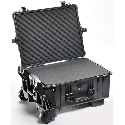 pelican peli products 1610M hard protection rolling outdoor case