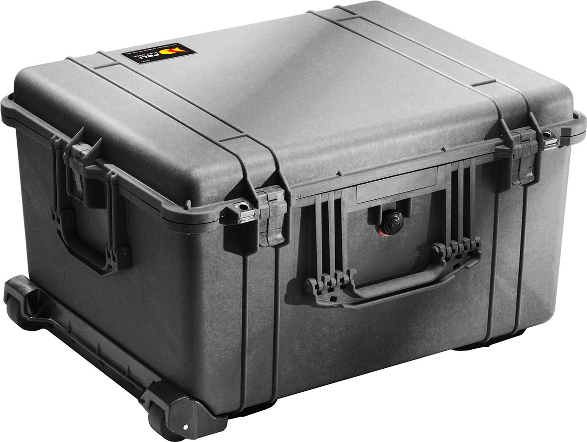 peli pelican products 1620 rolling large pelicase hard case