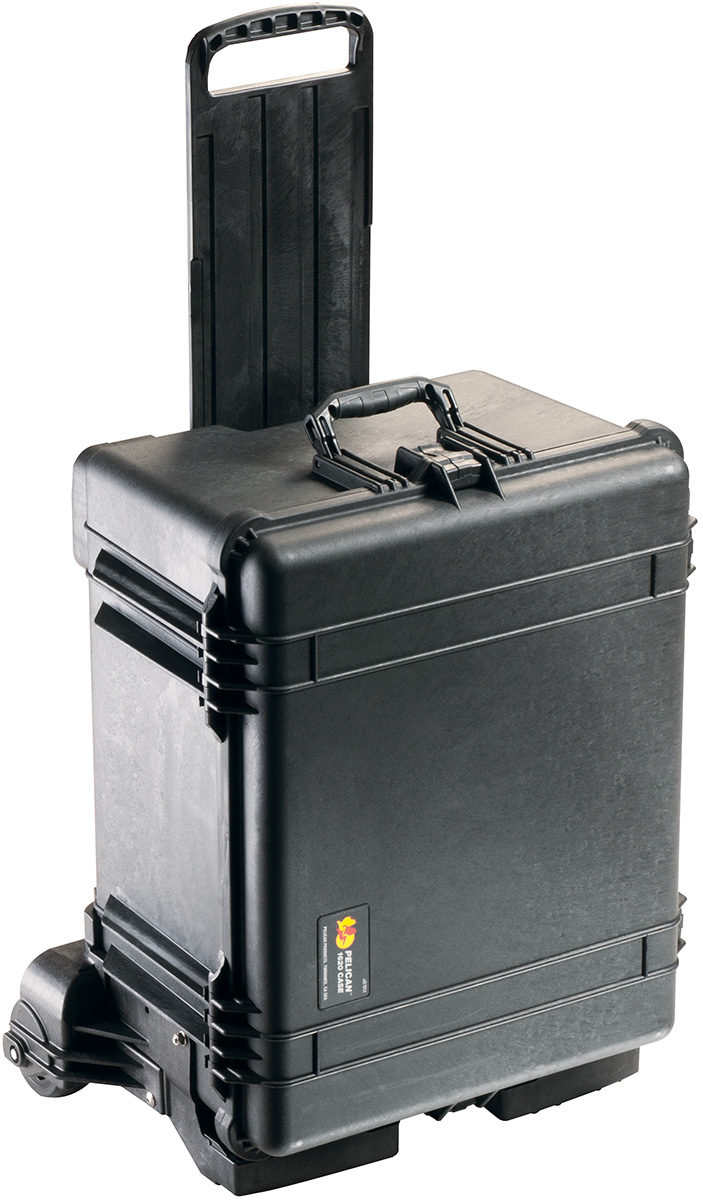 pelican peli products 1620M waterproof tough rolling case