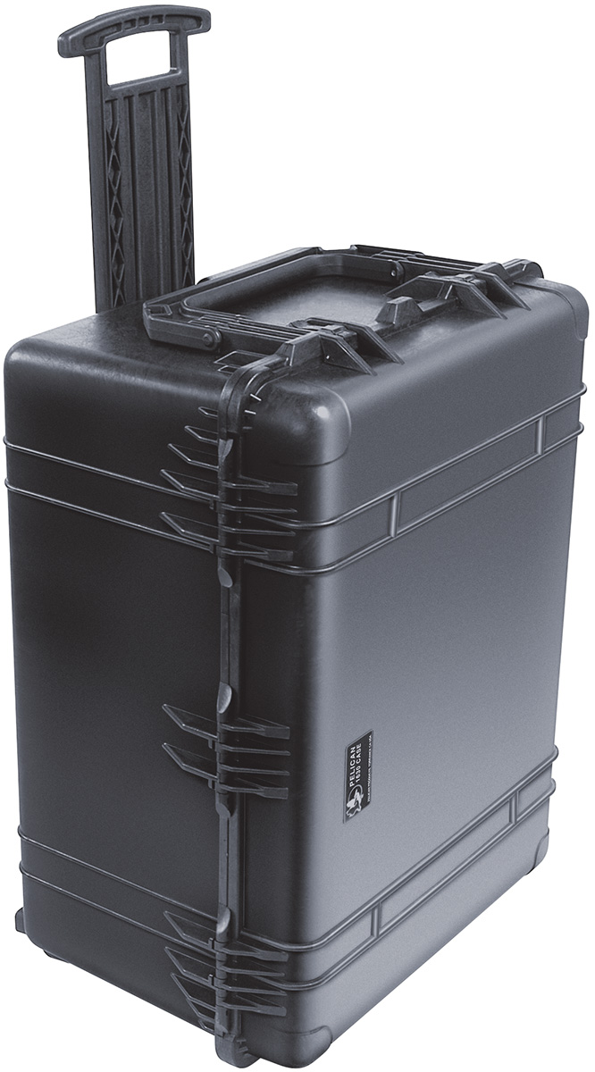 pelican peli products 1630 strongest watertight rolling weapon case