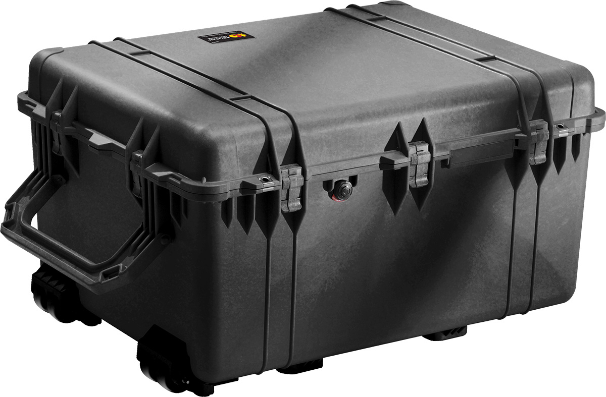pelican peli products 1630 tough rolling equipment hard case