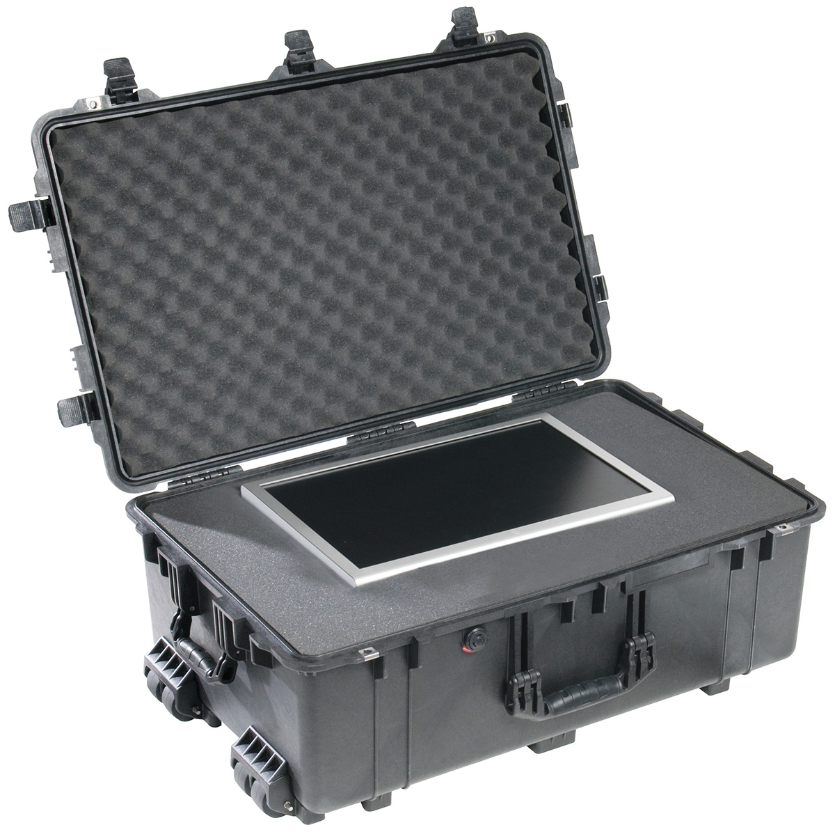 pelican peli products 1650 rolling electronics protective case