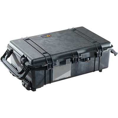 1670 maleta grande negra sin espuma