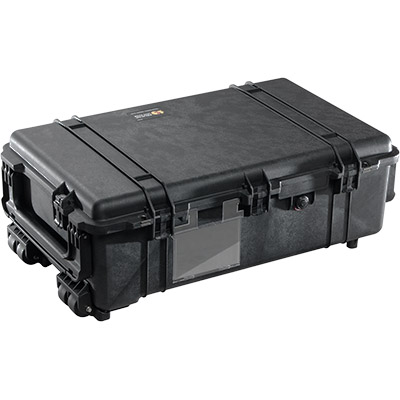 pelican peli products 1670 weapons big hard rolling case
