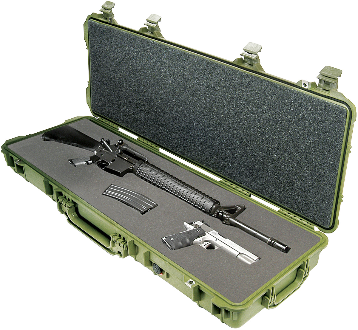 pelican peli products 1720 rifle gun weapon waterproof case