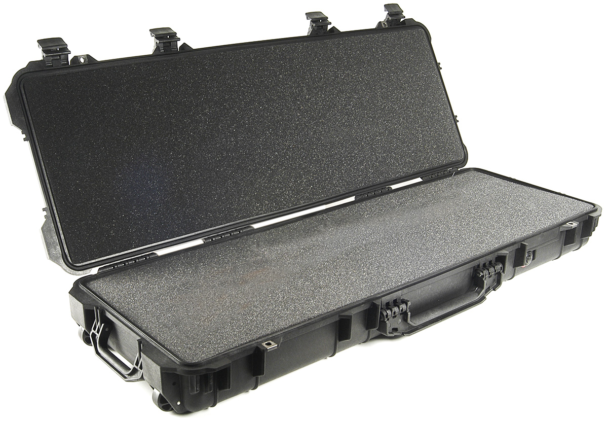pelican peli products 1720 hard gun rifle ar15 transport case