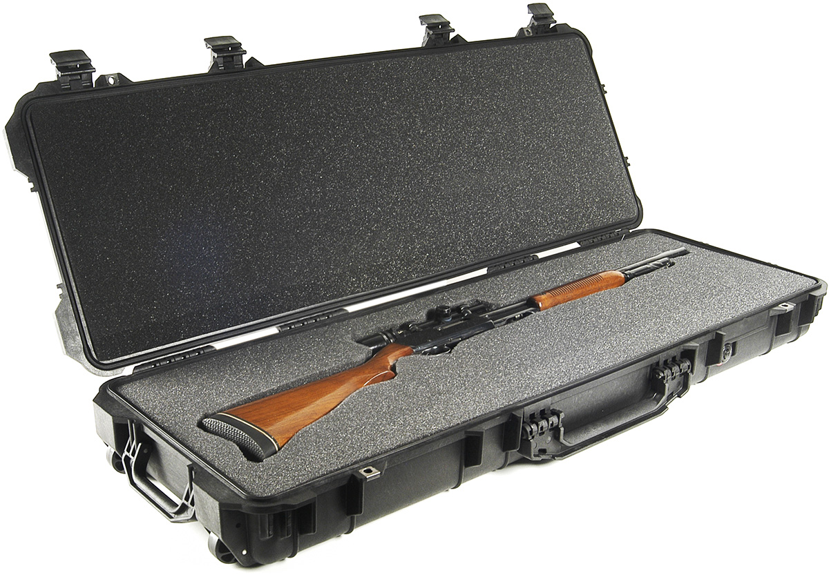pelican peli products 1720 hunting rifle hard watertight case