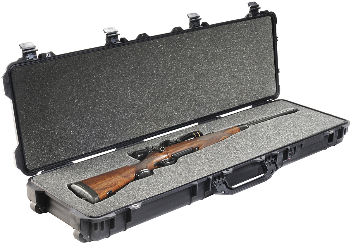 pelican peli products 1750 hunting rifle gun outdoor hard case