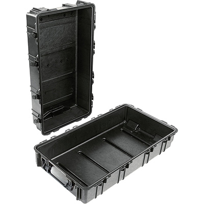 1780 Case, No Foam, Black