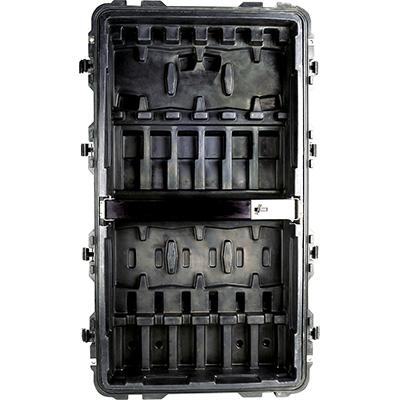 1780 maleta Peli con set de espuma pre-cortado con ruedas
