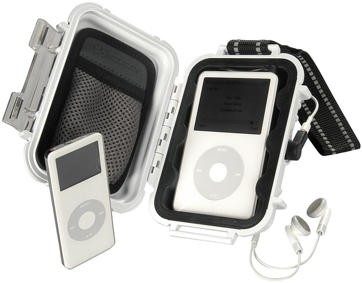 pelican peli products i1010 protective ipod watertight case