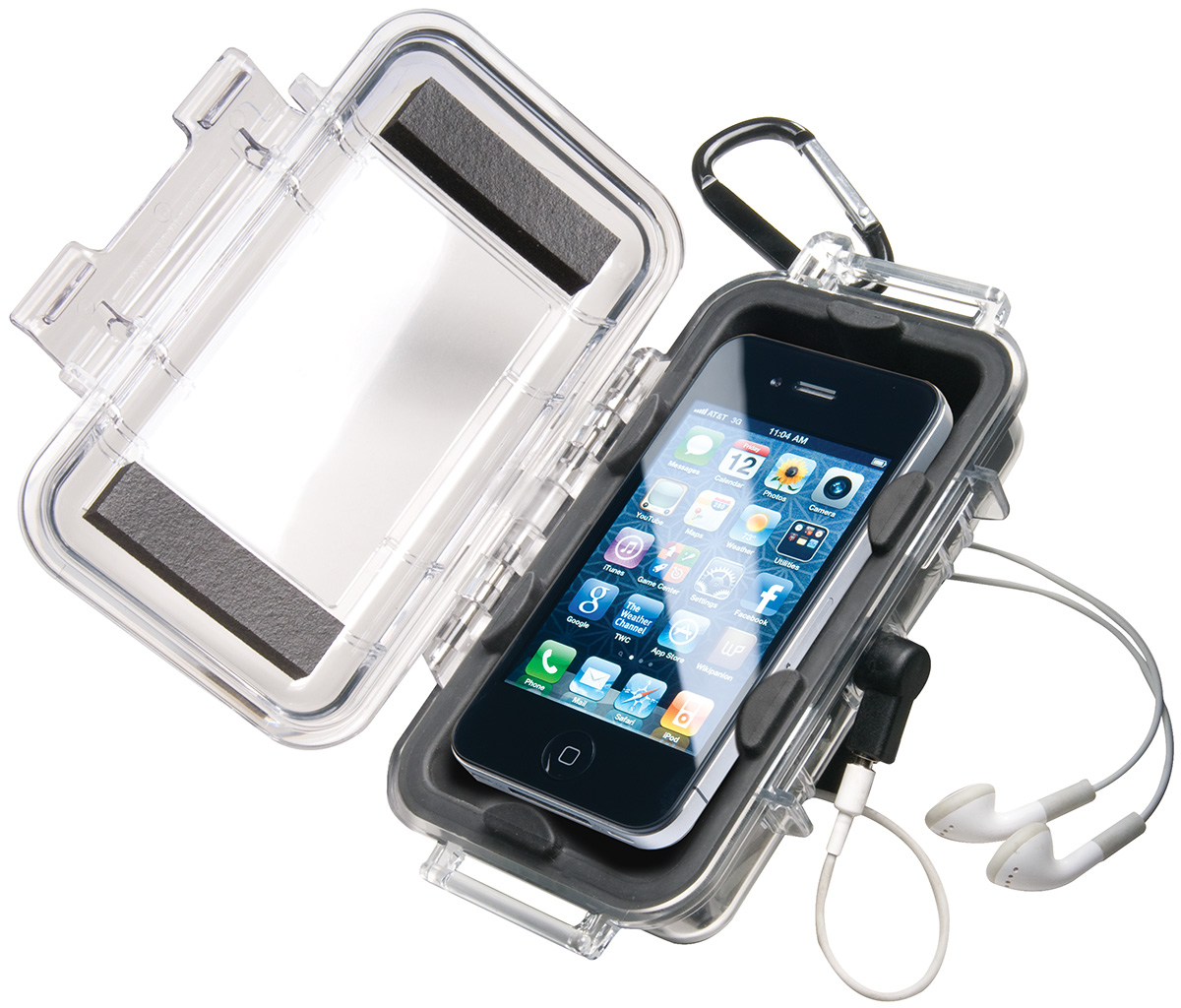 pelican peli products i1015 watertight iphone protection hardcase