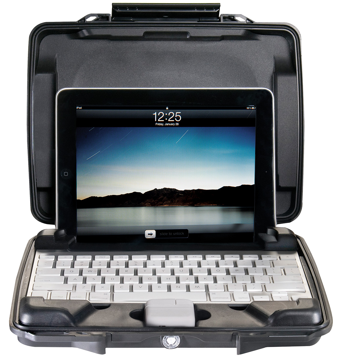 pelican peli products i1075 watertight hard shell ipad case