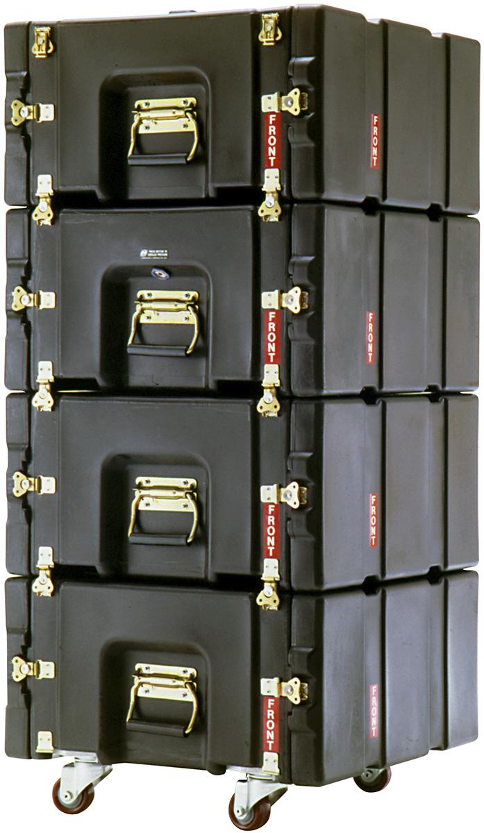 pelican peli products prorack pro rack mount hard rolling server pc rackmount cases