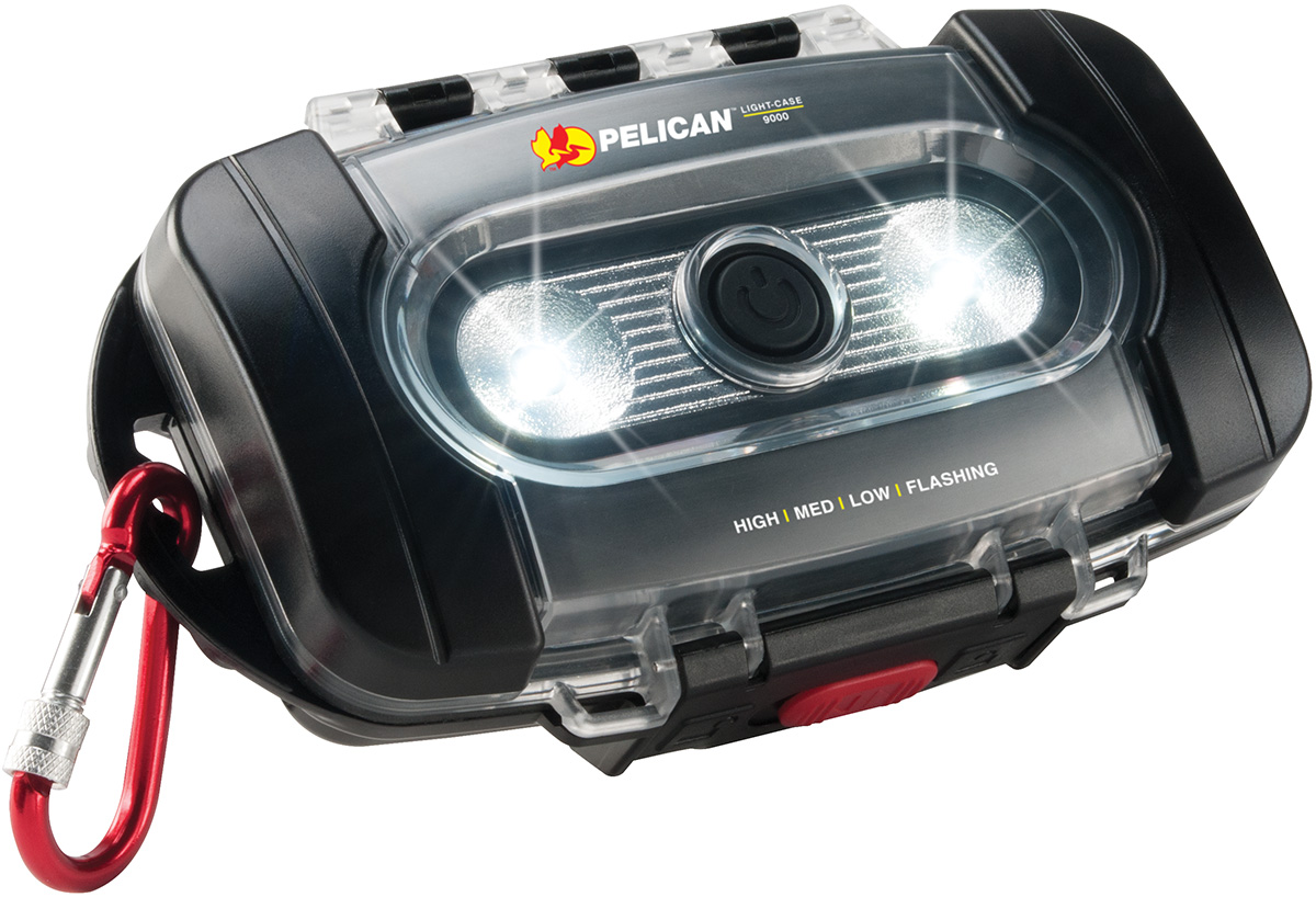 pelican peli products 9000 led light protective hard case