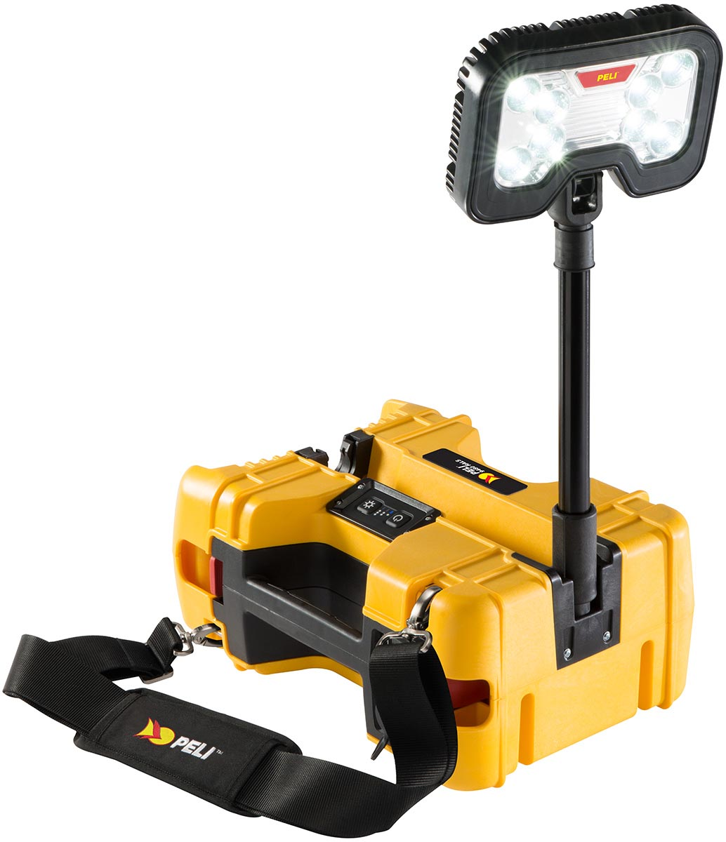 pelican peli products 9480 mobile led emergency work light
