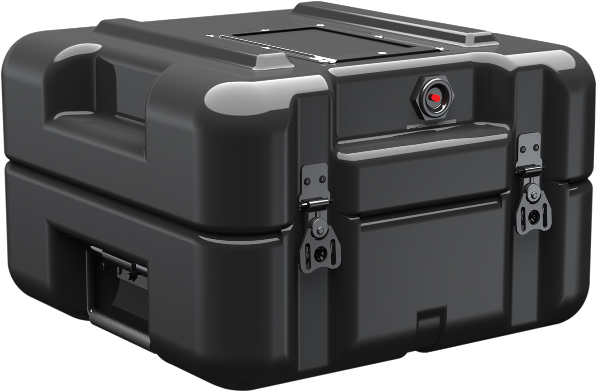pelican peli products AL1212 0404 al1212 0404 single lid case