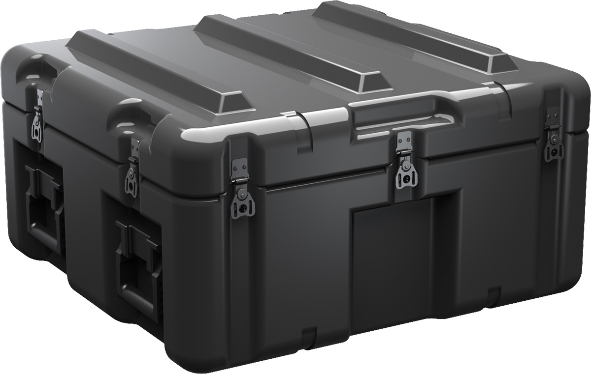 pelican peli products AL2423 0903 al2423 0903 single lid case