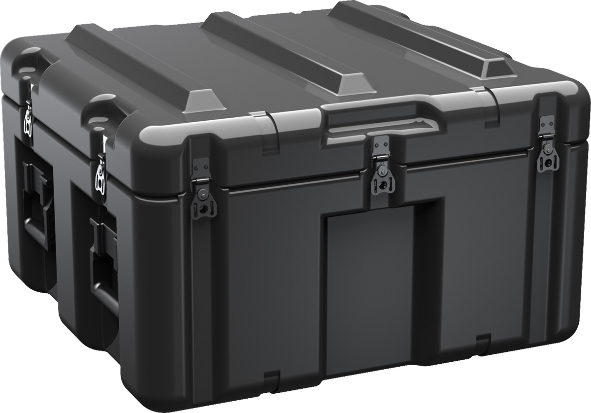 pelican peli products AL2423 1103 al2423 1103 single lid case