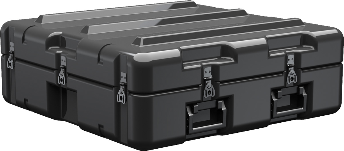 pelican peli products AL2727 0504 al2727 0504 single lid case
