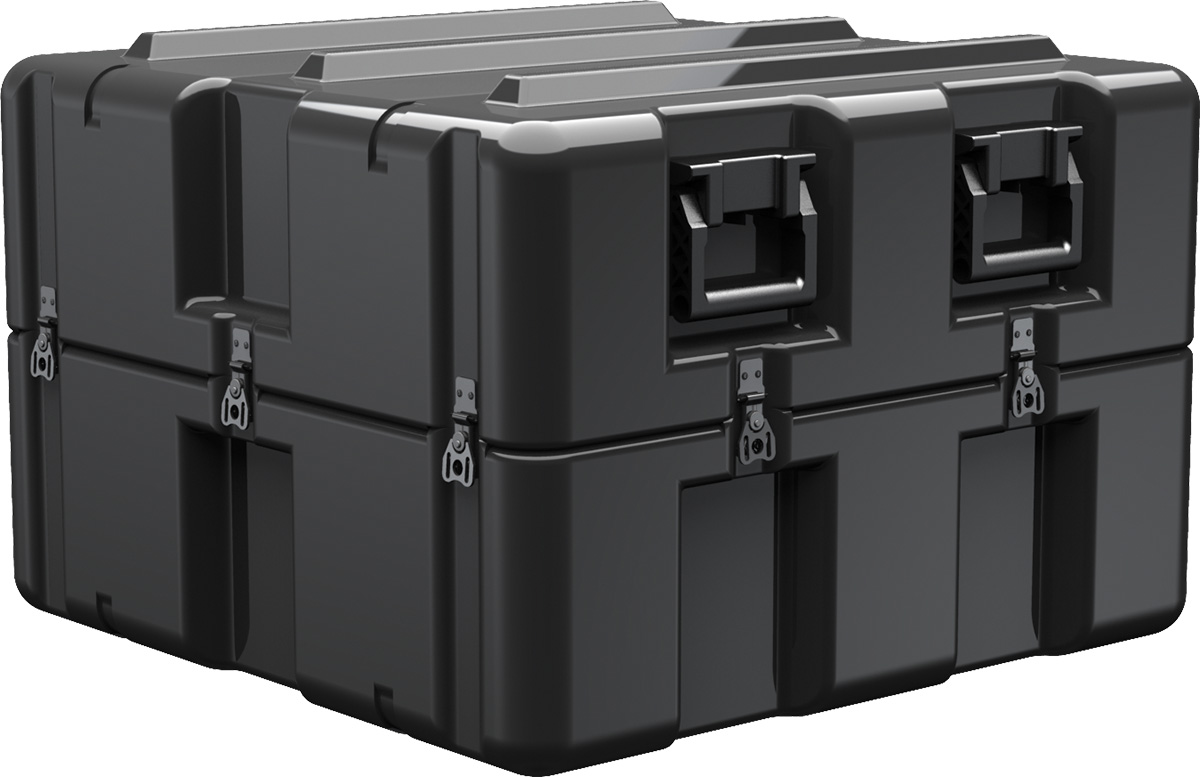 pelican peli products AL2727 0909 al2727 0909 single lid case