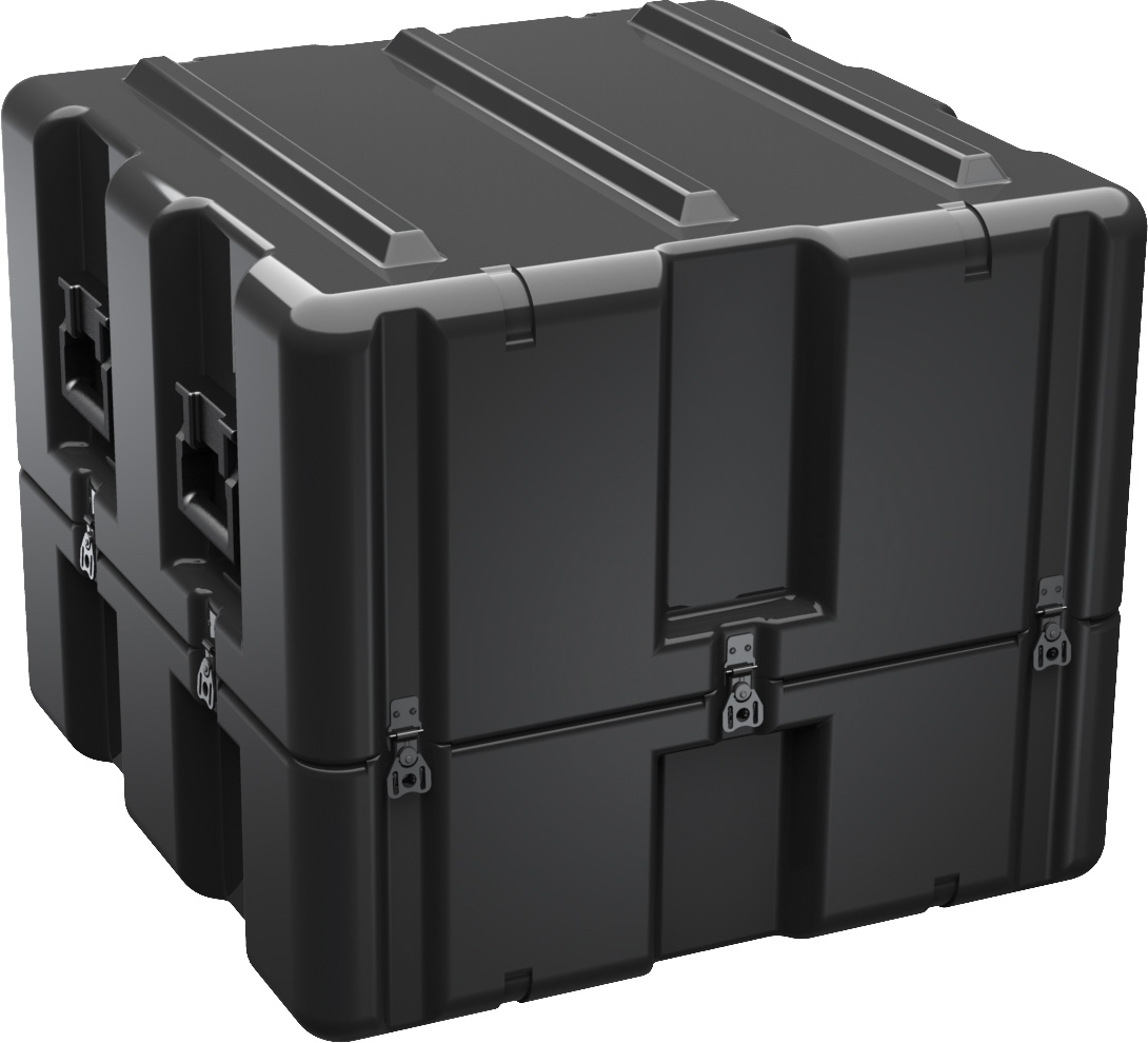 pelican peli products AL2727 0914 al2727 0914 single lid case