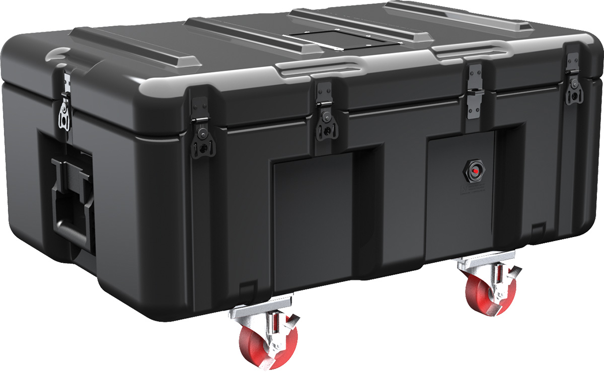 pelican peli products AL3018 0902 al3018 0902 single lid case