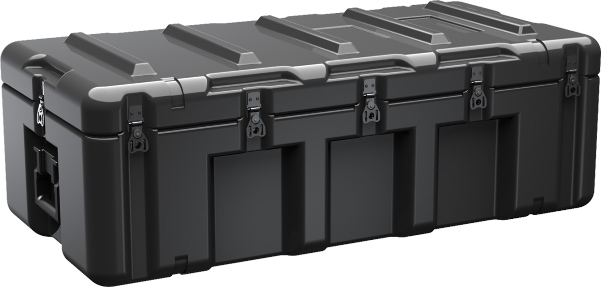 pelican peli products AL4018 1003 al4018 1003 single lid case