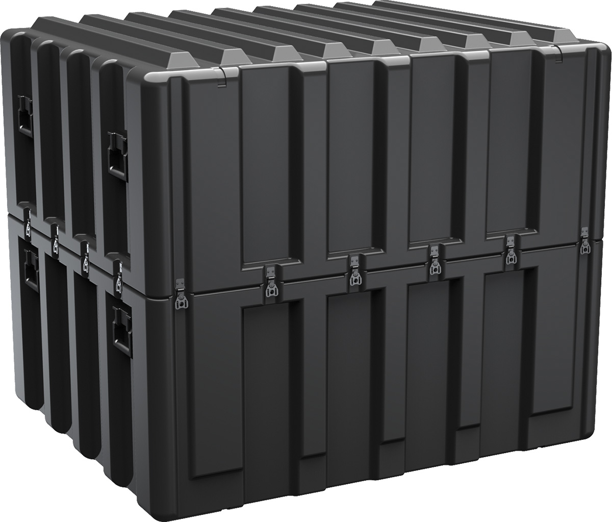 pelican peli products AL5545 2323AC al5545 2323ac single lid cas