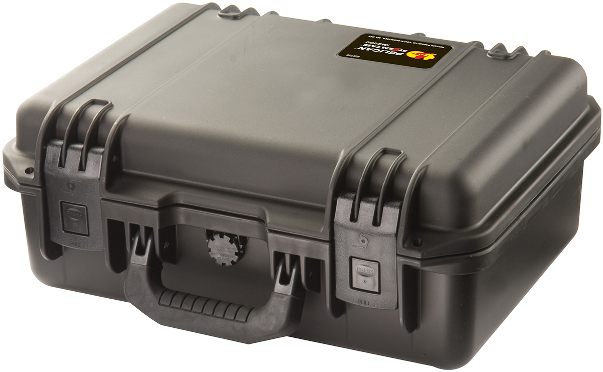 pelican peli products iM2200 hard waterproof rigid pistol case