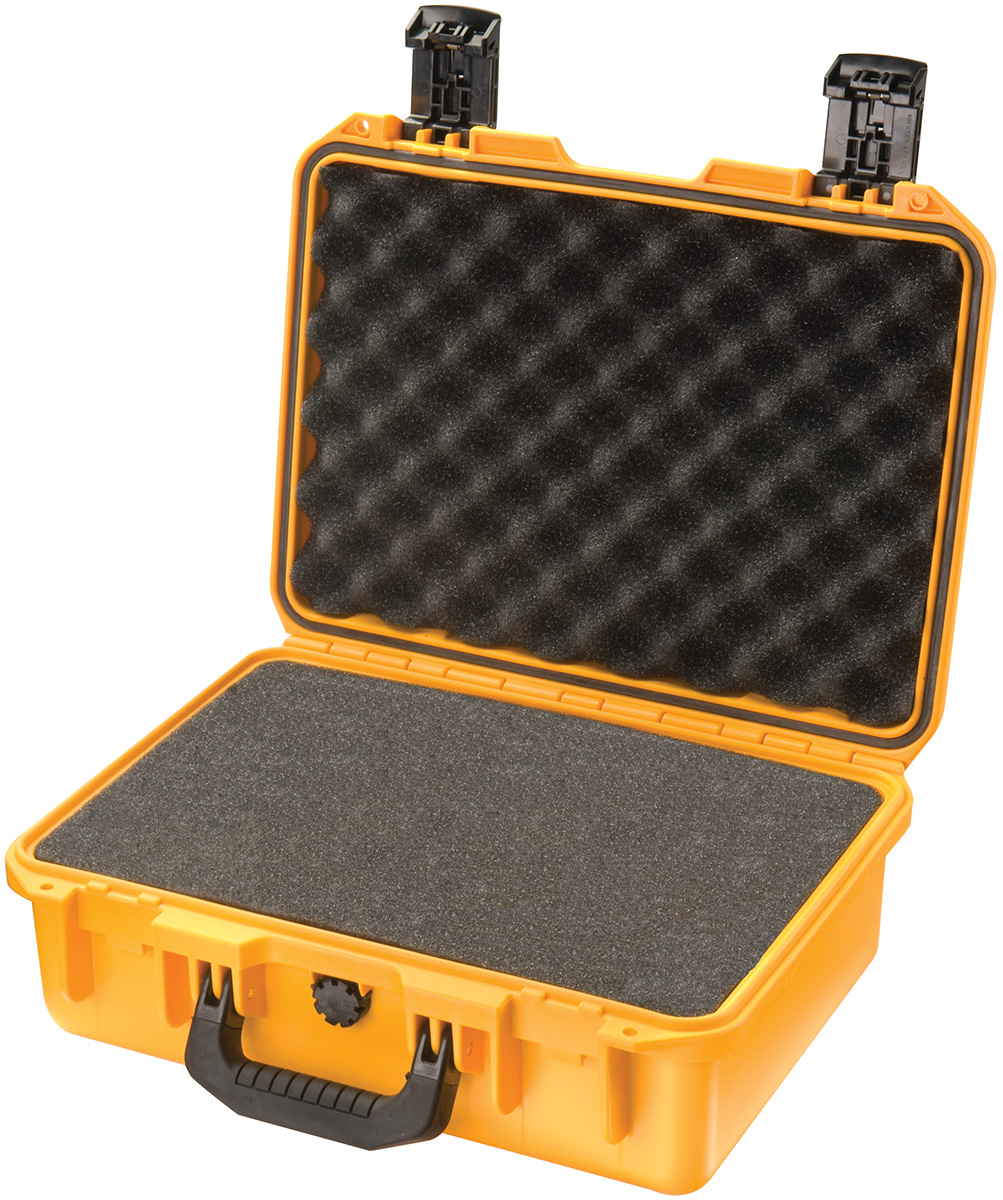 pelican peli products iM2200 yellow hard waterproof dive case hardigg hardcase
