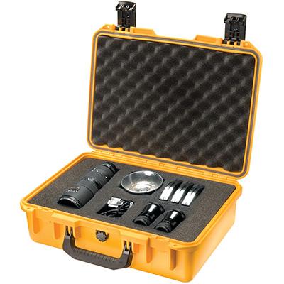 Peli-Storm iM2300 maleta con espuma, amarilla