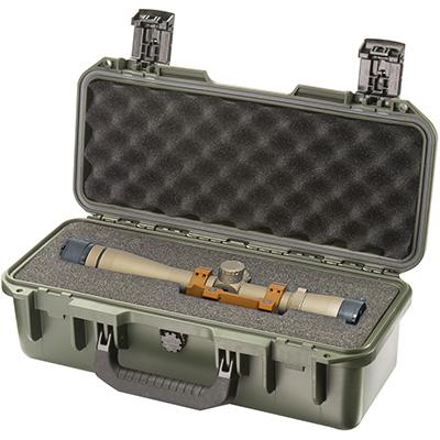 Peli-Storm iM2306 maleta Verde con espuma